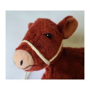 American Girl GARNET Plush Animal Calf Baby Cow